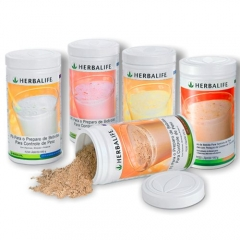 Shakes emagrecedores Herbalife em www.herbadireto.com.br