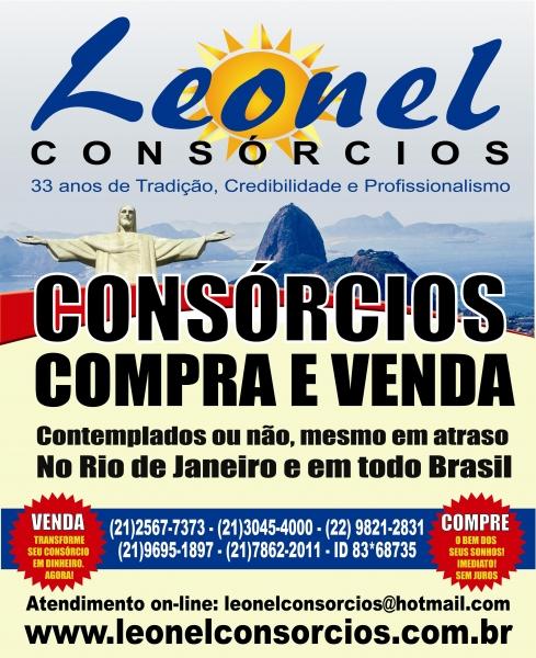 LEONEL CONSORCIOS COMPRA E VENDE