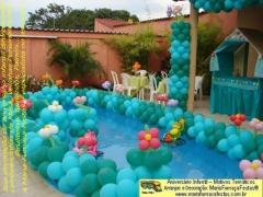 Decoração de festa de aniversário infantil com o tema da primavera é com a maria fumaça festas. saiba mais em www.mariafumacafestas.com.br / www.temasinfantis.com.br / www.multidicas.com.br