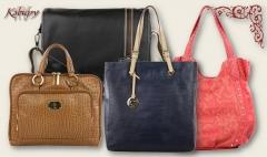 Bolsas femininas e bolsas de couros - kabupy