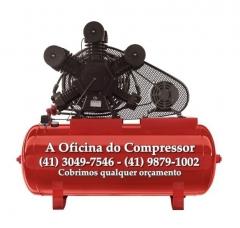 A oficina do compressor - foto 17