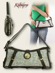 Bolsas feminina e bolsa de couro - kabupy