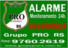 Grupo pro  rs     segurança    monitoramento de alarme