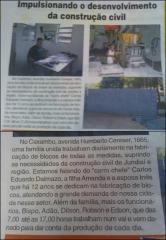 Jornal do bairro