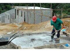 Constru��o de casas