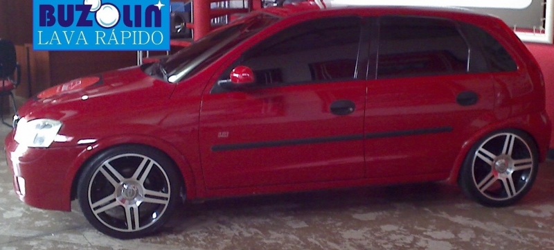Buzolin auto lavagem - Hatch empresa ...