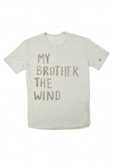 Camiseta Brother Cinza