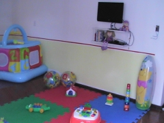Sala de estimulação