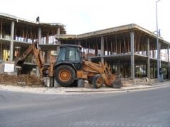 Construção de pédios