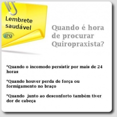 Clínica de quiropraxia e acupuntura - tratamento quiroprático - foto 11