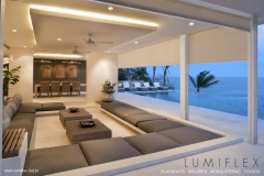Foto 2 móveis - Lumiflex Sistemas de Cortinas