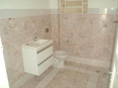 Reforma executada banheiro mooca
