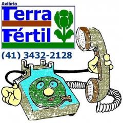 Telefone Aviário Terra Fértil de Antonina