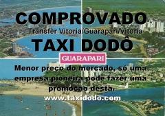 Taxi guarapari com o menor preço do mercado