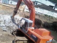Servi�os de demoli��o e desmontagem