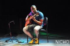 Apresentação dos alunos do instituto de música vanessa paixão - out/2012 - em: teatro sesc pelourinho