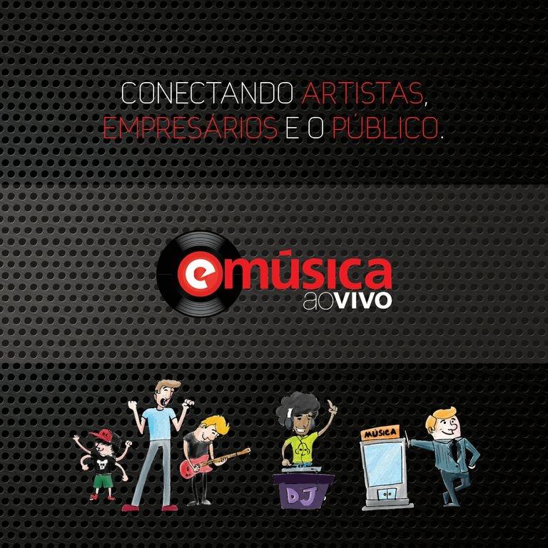 Bandas, Músicos, DJs e serivços da música para seu evento!
