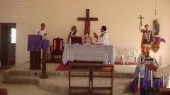 Sant�ario de santo expedito e nossa senhora destadora dos n�s - foto 27