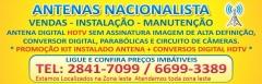 Instalador de Antenas Na Zona leste 28417099 - Foto 1