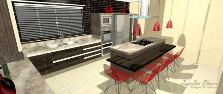 Jaqueline Ribeiro - Design de Interiores