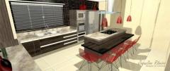 Foto 287 artigos e serviços de decoração - Jaqueline Ribeiro - Design de Interiores
