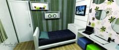 Foto 289 artigos e serviços de decoração - Jaqueline Ribeiro - Design de Interiores