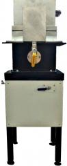 Classificador somerville, mod. sq, equipamento para determinar frações contaminantes e impurezas (stickies) em pasta de papel. atende norma técnica: tappi  t275