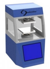PRENSA CRUSH TESTER DIGITAL, Modelo PCQ/TS, Equipamento desenvolvido para o controle de qualidade e para pesquisa e desenvolvimento de papelão ondulado e seus componentes (papel miolo). Atende Normas Técnicas: ABNT NBR 14575 | ISO 13820