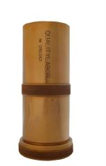 VISCOSÍMETRO, modelo Stein Hall, O Viscosímetro Stein Hall é usado em todo o mundo para controlar a viscosidade de colas de amido, utilizado para produção de papelão ondulado. Atende Norma Técnica: TAPPI TIP 0304-3