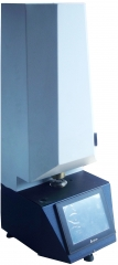 Porosímetro gurley digital,  modelo pgq/ts, o equipamento densímetro gurley destina-se a determinação da porosidade, lisura e maciez de papel e cartão. atende normas técnicas: abnt nbr-iso 5636/5, tappi t-460