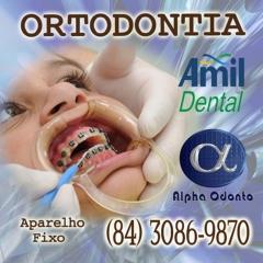 Ortodontia amil dental natal - (84) 3086-9870