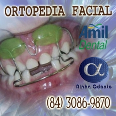 Ortopedia facial amil dental natal - (84) 3086-9870