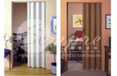 Portas sanfonadas em pvc - goiânia (62) 4141-6737