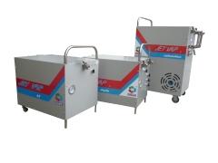 Lavadoras a vapor  de alta pressão