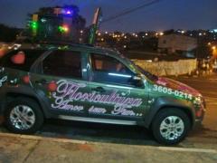 Nosso novo carro de mensagem