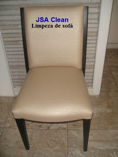 limpeza de cadeiras em bh