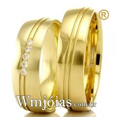 Alianças de casamento preço
