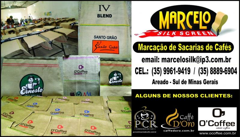 Marcação de sacaria de cafés, estamparia de sacarias de juta, Areado-MG  Sul de Minas, sacarias de big bag www.marcelosilk.com (7) sacarias de estampa big bag