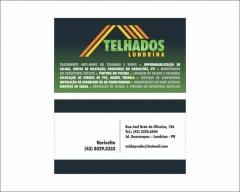Telhados londrina, especializado em reformas e construções de telhados.