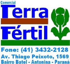 Comercial Terra Fértil
