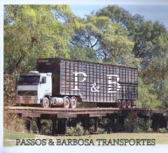 LUBASA Transportes,                         - Foto 1