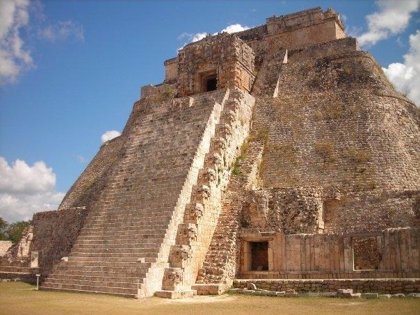 Conheça as pirámides de Mérida - México com a Master Class