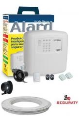 Kit de alarme particionado apenas 289,90