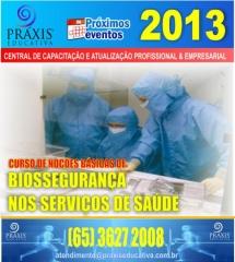 Noções básica de biossegurança nos serviços de saúde