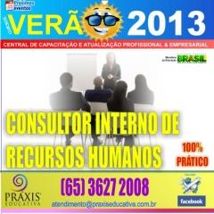 Consultor interno de recursos humanos