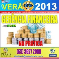 Gerencia financeira na prática