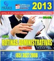 Rotinas administrativas na prática
