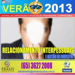 Relacionamento interpessoal e gestão de conflitos