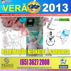 Reanimação, neonatal e cardíaca