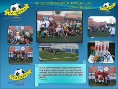 Papais representaram no torneio Bola Cheia!